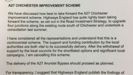 Chichester Improvement