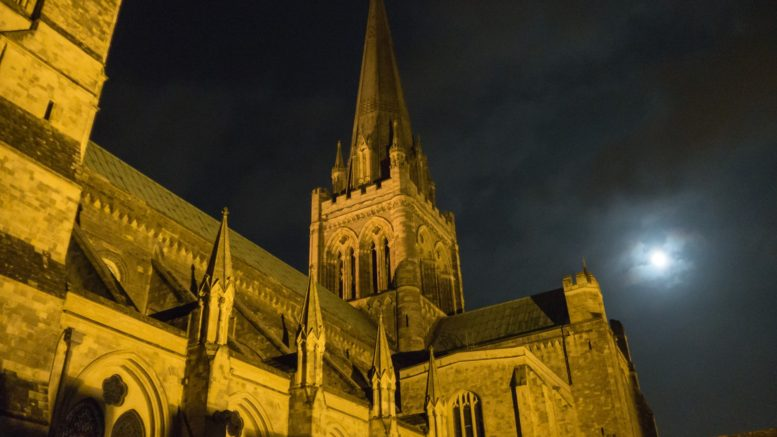 Chichester Cathedral Night