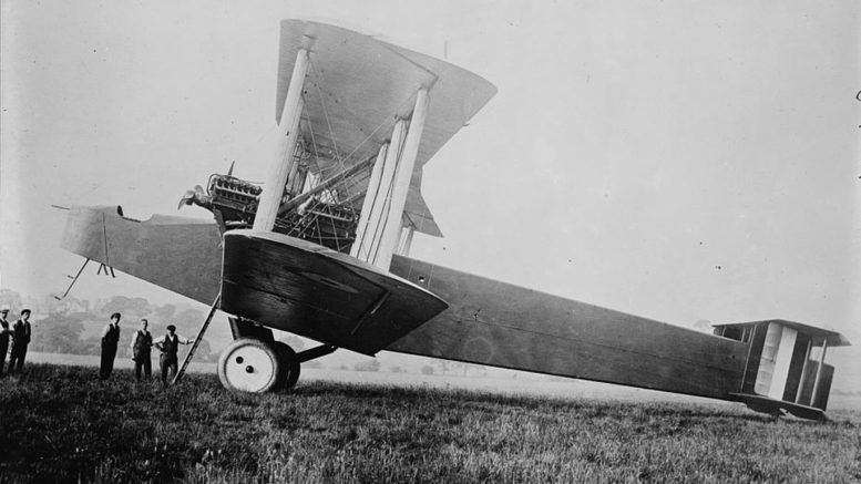 Handley Page Aircraft