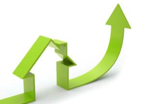 House Price Rise