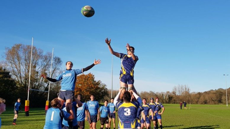 Chicollege Rugby