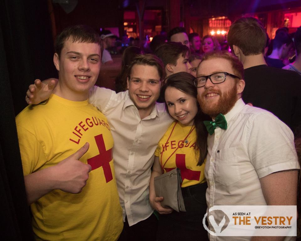 Vestry Gang