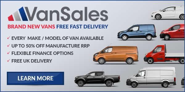 Van Sales 600 300