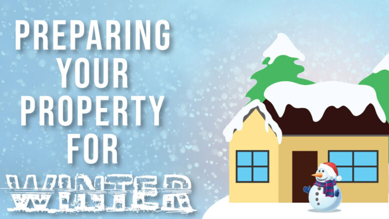 Preparing Your Property For Winter
