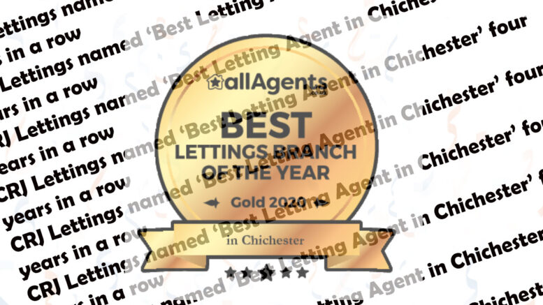 CRJ Lettings Chichester 2020