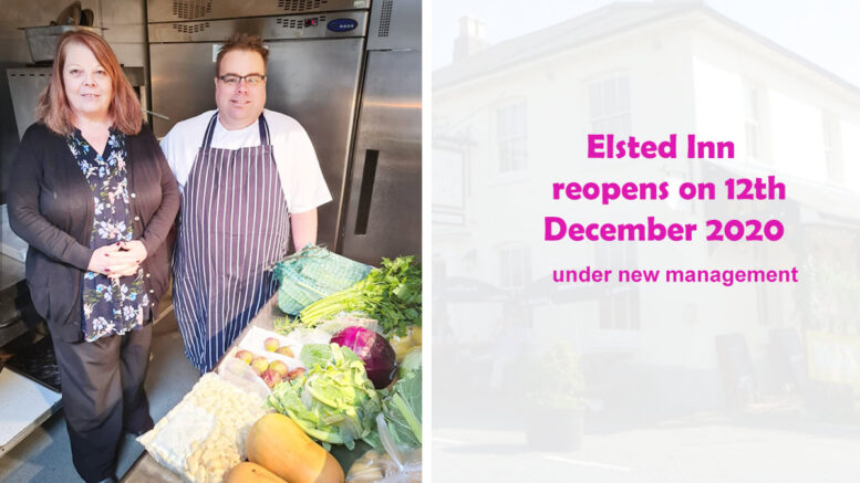 Elsted Inn Reopens
